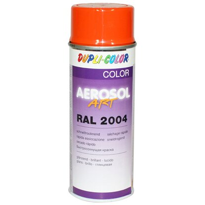 Dupli-Color Lak v spreji Aerosol-Art 400 ml oranžový