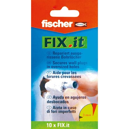 Fischer tkanina na opravu Fix it, 1 ks