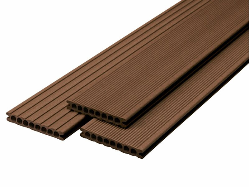terasov dosky wpc marone 2 1 cm x 14 5 cm x 300 cm nak pi v obi. Black Bedroom Furniture Sets. Home Design Ideas