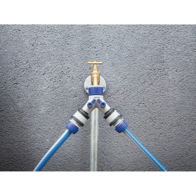2146857a079 LUX 2-cestný ventil vnút. závit 26