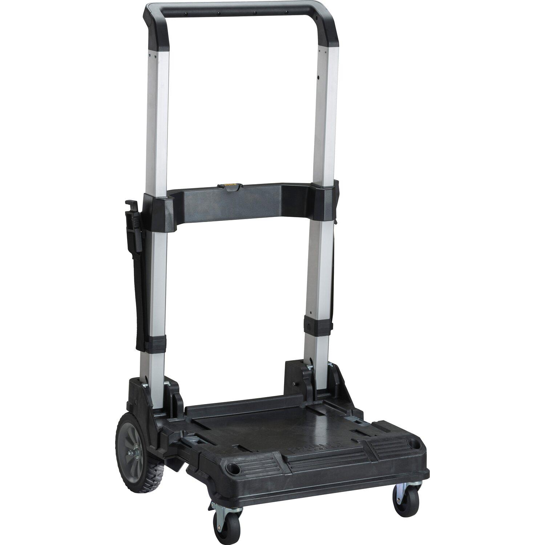 06ba77178c274 Stanley FatMax Uskladňovací systém Tstak skladací hliníkový vozík na  kolieskach