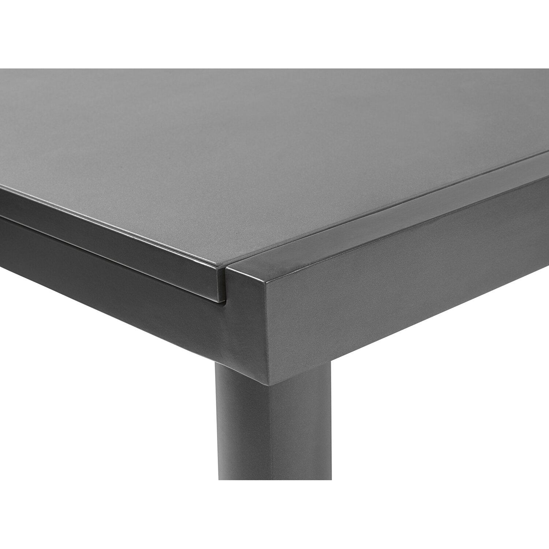 d8f04a13d4d3 OBI Sklenený záhradný stôl Harris 180 240 cm x 100 cm rozkladací  antracitový. Celá obrazovka. Celá obrazovka. Celá obrazovka. Celá  obrazovka. Celá obrazovka