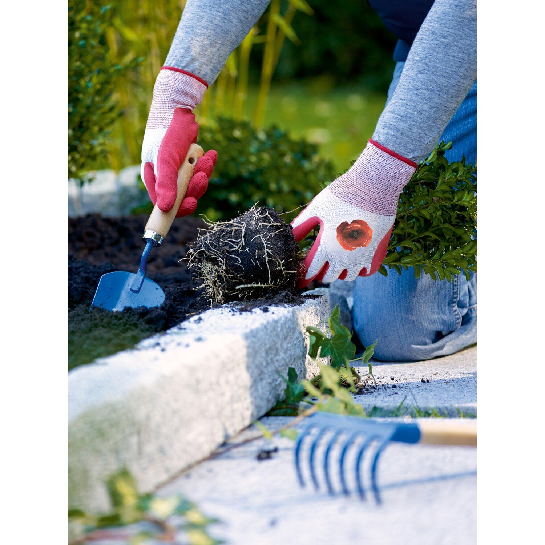 LUX Záhradné latexové rukavice červené veľkosť 7 nakúpiť v OBI e33d41006b