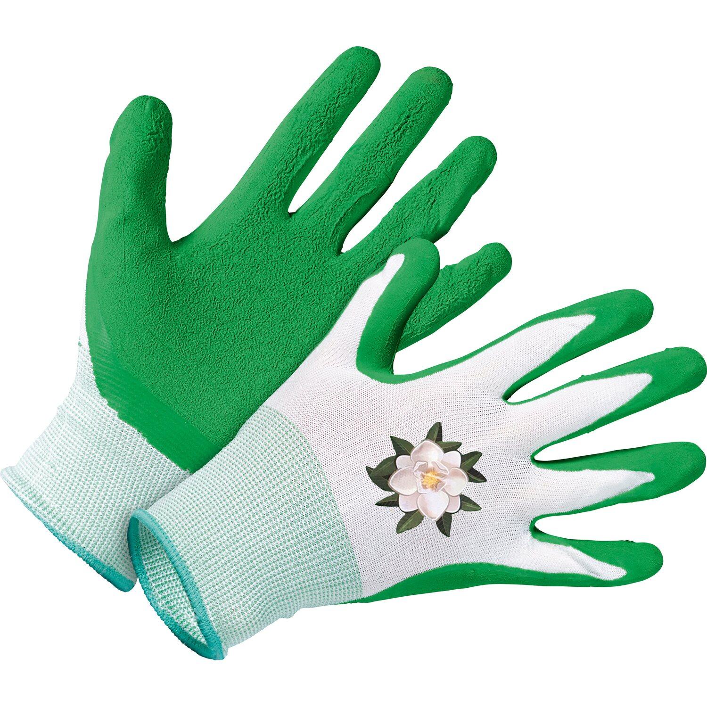 LUX Záhradné latexové rukavice zelené veľkosť 8 nakúpiť v OBI 607527b546
